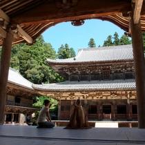 <書写山 円教寺>常行堂 ※提供 姫路市