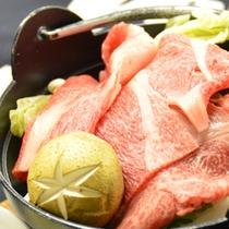 神戸牛スキヤキ