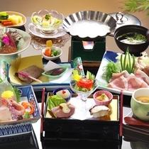 和会席膳料理 一例