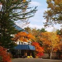 施設全景画像 秋