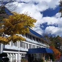 秋の全景画像