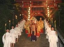 草津温泉感謝祭