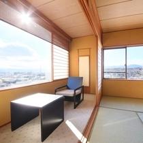 ■【眺望室】和室10畳