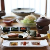 ■朝食_夏の一例