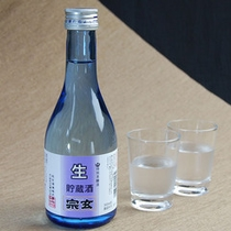 能登の海の幸に良く合うお酒です!