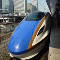 北陸新幹線開通記念!