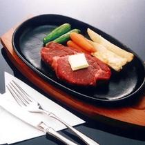 ジューシー♪能登牛のステーキ