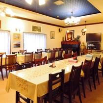 *【食事処】夕食・朝食の食事会場です