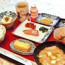 *【朝食一例】旅館ならではの和朝食