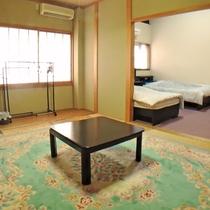 *【和洋室一例】家族やグループでのお泊りにおすすめ