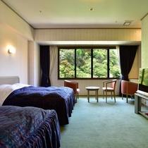 【別館瑞祥殿特別室 洋室+和室】高級感のある特別室
