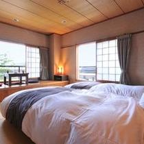 【和風ツイン】ベッドルーム