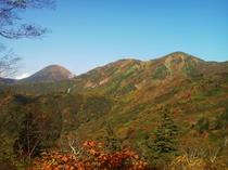 2012年紅葉5 火打山登山道