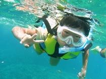 沖縄の海って、本当にキレイ!