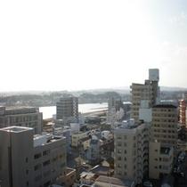 お部屋からの眺望【南側】
