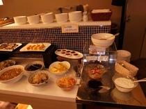 朝食風景1