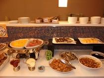 朝食風景2