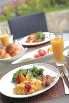 朝食メニュー (和洋バイキング 06:30〜09:30)