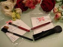 広島県特産品熊野筆付きプラン