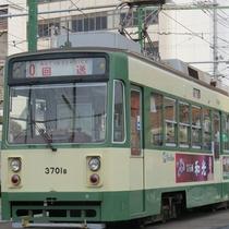 広島電鉄3700形