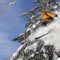 【冬の旭岳】大自然を体感できる旭岳スキーコース!