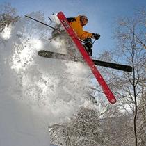 【冬の旭岳】旭岳スキーコースでスキー三昧!