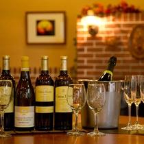 ワインビュッフェ~お好みのワインをお探しください~