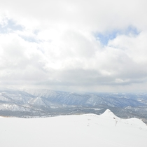【冬の旭岳】極上のパウダースノー☆