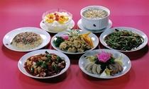 台湾料理コース1