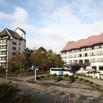 ホテル外観-2 2010.秋