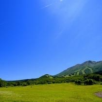 初夏の駒ヶ岳