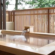 特別室「金時」浴室