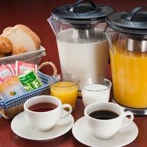 朝食(ドリンク)