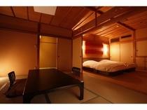 1階・甲斐駒(かいこま)客室