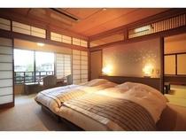 2階・富士_寝室