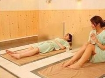 ラジウムミスト岩盤浴(女性専用)