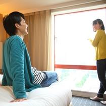 ■客室イメージ・カップル■ お2人でゆったりお過ごしください