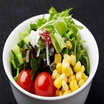 ◆野菜もしっかり召し上がってください♪