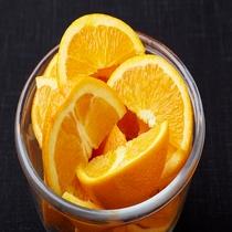 ◆季節のフルーツ オレンジ