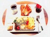 モーニングセット(洋朝食)