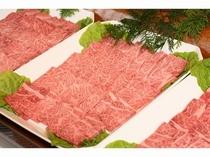 【夕食バイキング】国産牛