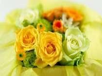 花のブーケ(一例)