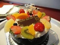 【記念日ケーキ】