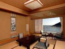 海側和室の1例