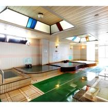 大浴場にバイブラバス、歩行浴など数々のお風呂をご用意しております。