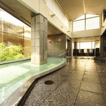 *大浴場「雁の湯」