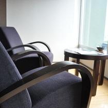 【和モダンルーム】くつろぎの椅子