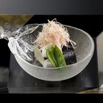 【夕食】旬の茄子