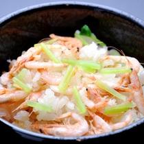 【御食事一例】桜海老ご飯