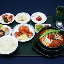 韓味膳(一例)